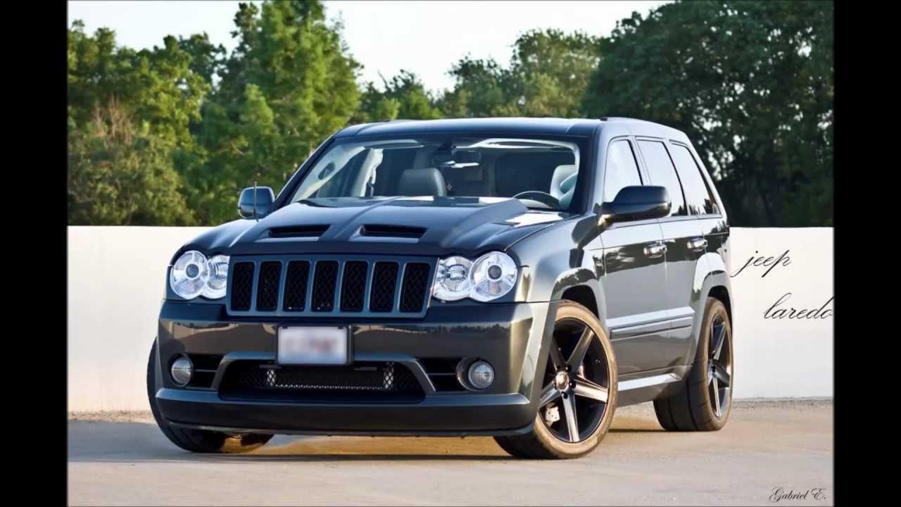 2007-2012 Jeep Laredo Srt8