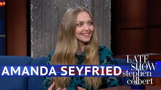 Amanda Seyfried Really Is Living The Farm Life