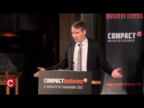 Beeindruckende Rede von Björn Höcke in Leipzig am 25.11.2017