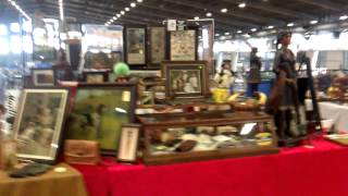World's Largest Gun Firearm Show 2012 Wannemacher Tulsa Gun Show .50 Cal, Shotguns, pistols, more