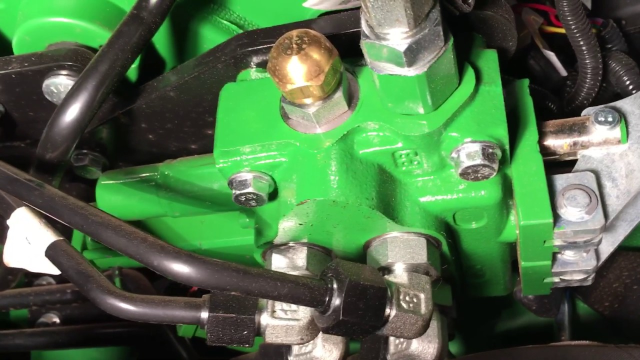 3rd function auxiliary hydraulic kits for all brands of tractors and loaders [ 1280 x 720 Pixel ]