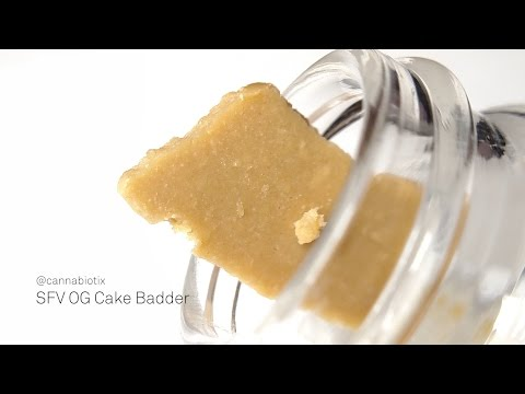 SFV OG CAKE BADDER REVIEW