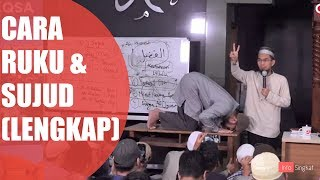 Video Cara Ruku, Sujud, Sesuai Sunnah (Lengkap) | Ustad Adi Hidayat,lc,Ma download MP3, 3GP, MP4, WEBM, AVI, FLV September 2018