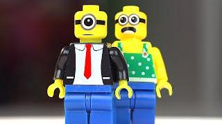 Китайские LEGO Миньоны!