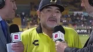 Интервью Марадоны без слов