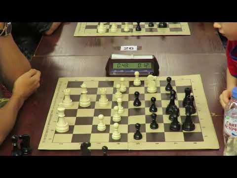 2017-10-20 Gordievsky Dmitry - Murzin Chigorin blitz.