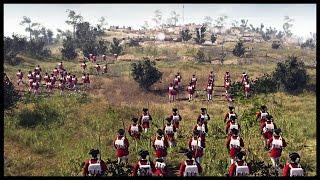 Brutal Battle of Bunker Hill - American Revolutionary War | Men of War Assault Squad 2 Mod Gameplay