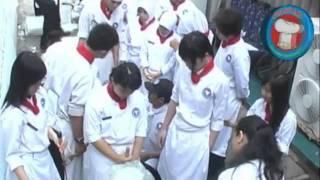 How To Make Ice Decoration - Surabaya Culinary Academy