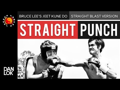 How To Throw A Straight Rear Punch