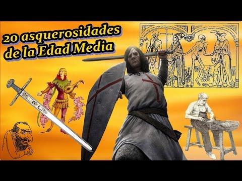 20 asquerosidades de la Edad Media (por Piccolo)