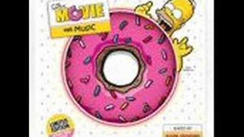 The Simpsons Movie Soundtrack - (Green Day) Simpsons Theme