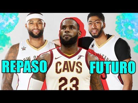 REPASO NBA, FUTURO DE CRACKS Y RUMORES DE FICHAJES