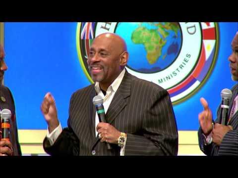 Bishop Paul S.  Morton Interview