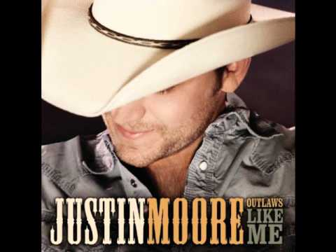 Redneck Side - Justin Moore (Audio)