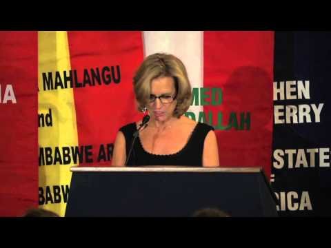 Kerry Kennedy on History of RFK Human Rights Awards
