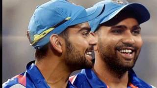 Virat Kohli Big Statement To Rohit Sharma Out Of West Indies Tour - Champion Trophy 2017