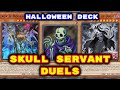 Yugioh - Skull Servants Duels (Deck Download in Description) (Subscriber Showcase #2)