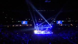 Journey in concert New Orleans 2015