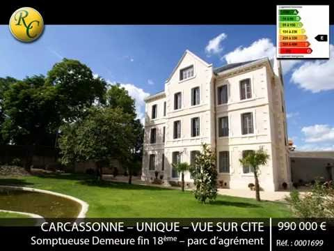 s lection vente ao t 2015 chayla immobilier carcassonne youtube. Black Bedroom Furniture Sets. Home Design Ideas