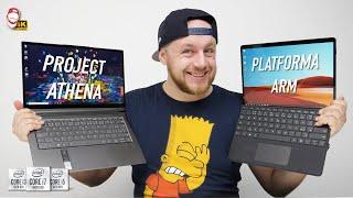 ???? Project Athena: Jak chce Intel vylepšit notebooky a bojovat s ARM?  | WRTECH [4K]