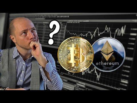 Bitcoin/Ethereum - Sind die Indikatoren pro Ausbruch oder pro Crash?