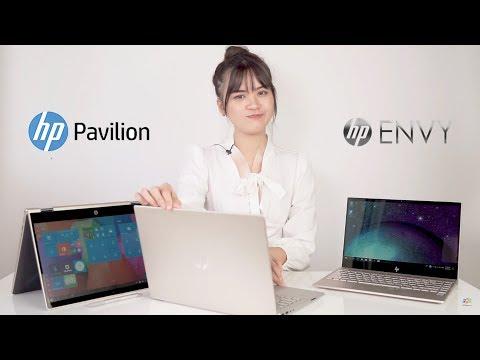 Trên Tay Bộ 3 Laptop Của HP: Laptop Nào Dành Cho Bạn?