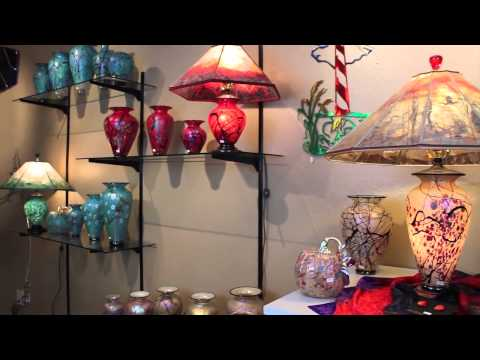 Lindsay Art Glass, Benicia.mp4