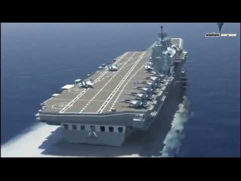 INS Vikrant IAC I India's First Indigenous Aircraft Carrier of Indian Navy