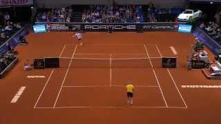 Berenberg Bank Classics - John McEnroe vs Pat Cash - Porsche Tennis Grand Prix 2012