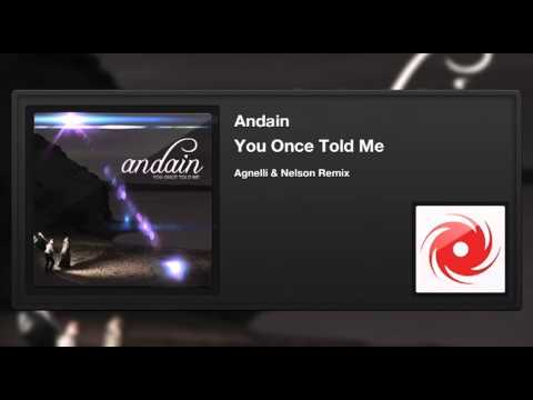 Andain - You Once Told Me (Album Version)