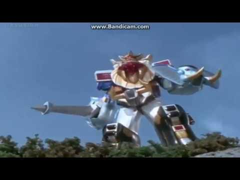 [GaoRanger] Gao King Sword & Shield First Battle