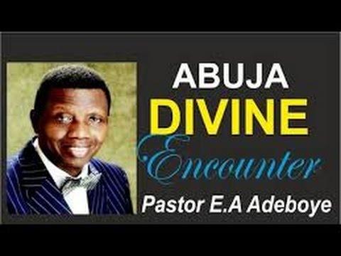 ABUJA JUNE DIVINE ENCOUNTER 2016