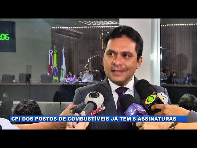 Procon Manaus protocola CPI dos Postos de Combustíveis