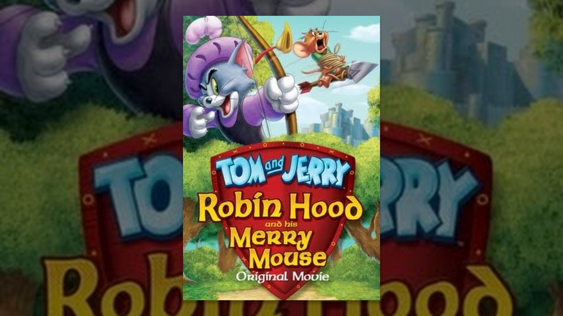 Download Tom and Jerry: Robin Hood and the Merry Mouse