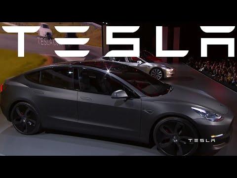Überblick Tesla Model 3 - Revolutionär!!! deutsch