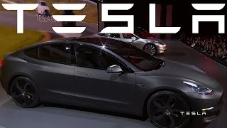 Überblick Tesla Model 3 - Revolutionär!!! deutsch