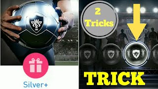 Silver pack Black Ball Trick |PES 2018
