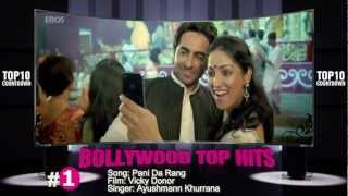 MAY 7, 2012 Bollywood Top 10 Countdown Hindi Music Weekly Show - HD 720p