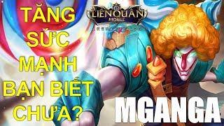 Bất ngờ lại được tăng sức mạnh MGANGA liệu có trở lại trong phiên bản Happy New Year Liên quân k?