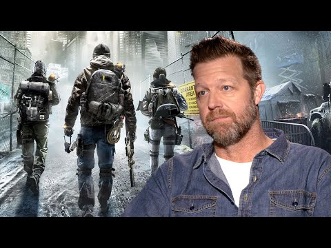 Breaking the Video Game Movie Curse with The Division (Deadpool 2 Director David Leitch) Mp3