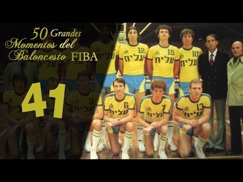 50 Grandes Momentos Basket FIBA: #41