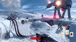 Star Wars Battlefront 10 Minutes of Gameplay Demo PS4 PC Xbox One