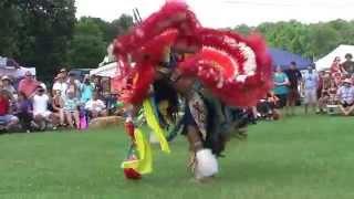 Wayahsti Richardson Men's Fancy Dance Special  Sussex PowWow