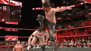 Why The Curb Stomp Could Save Seth Rollins