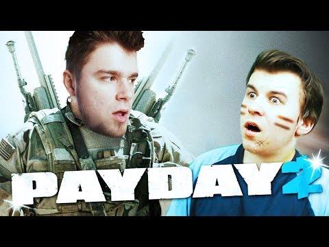 TYLKO SNAJPERKI CHALLENGE!   Payday 2 [#106] (With: Wezyr, Robuch, Mestako)