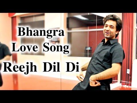 Bhangra   Latest Punjabi Songs 2016   Reejh Dil Di   Upkar Sandhu   Choreography   Gagandeep Khurana