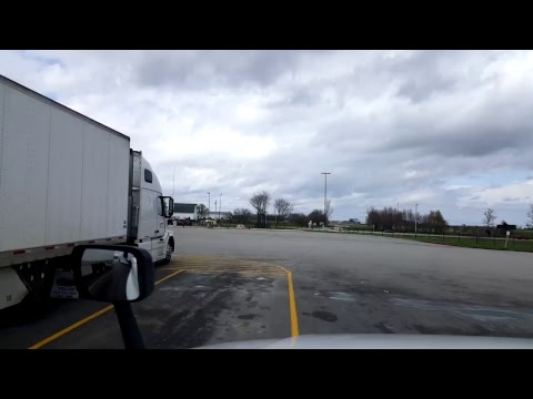 Bigrigtravels Live! - Higginsville, MO to New Baden , IL - Interstate 70 and 64 East - 4/3/17