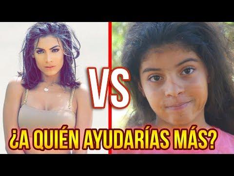 ¡MUJER SEXY vs. NIÑA SUCIA! (Experimento Social)