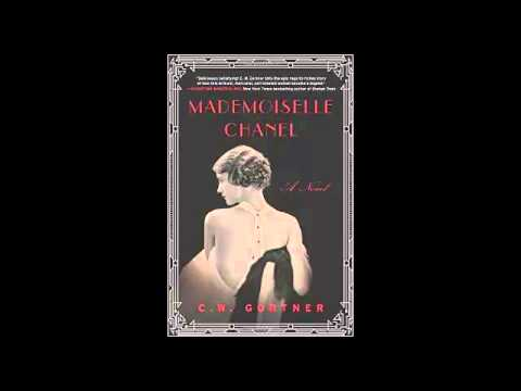 "CW Gortner author ""Mademoiselle Chanel"" on ""Book Talk Radio"""