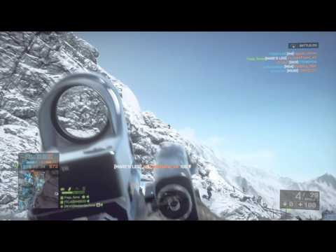 Battlefield 4 Operation locker ft M224 mortar /L80A6